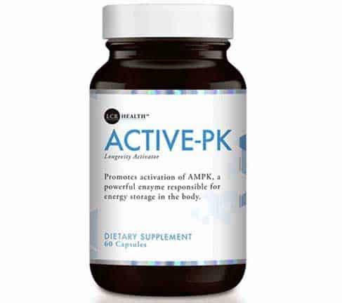 Active PK bottle