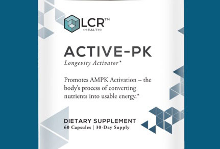 Active PK from LCR