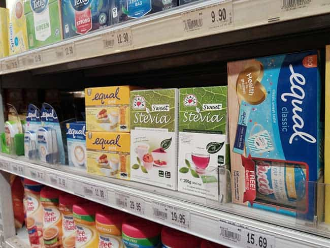 Artificial Sweeteners do they cause weight gain