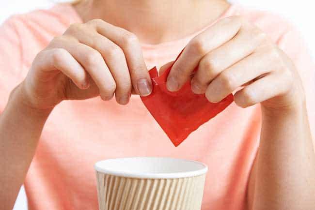 Artificial Sweeteners weight gain