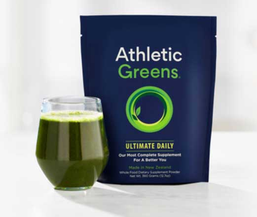Athletic Green Ultimate Daily