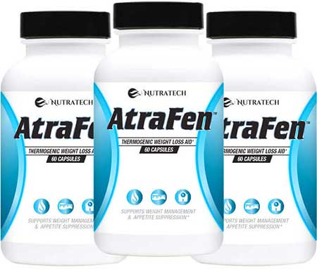 Thermogenic weight loss that supports weight management and appetite suppression