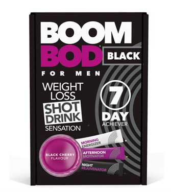 Boombod Black