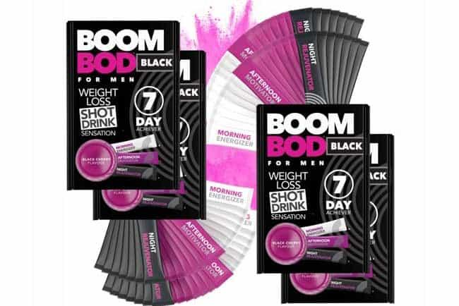 Boombod Black for men