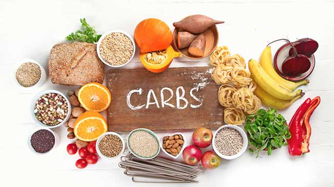 carbohydrates blocking weight loss