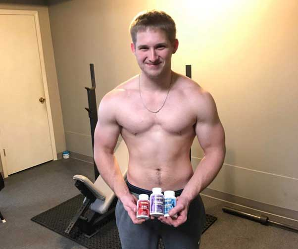 Real Crazy Bulk results from real people