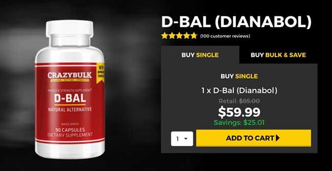 CrazyBulk D-Bal buyers guide
