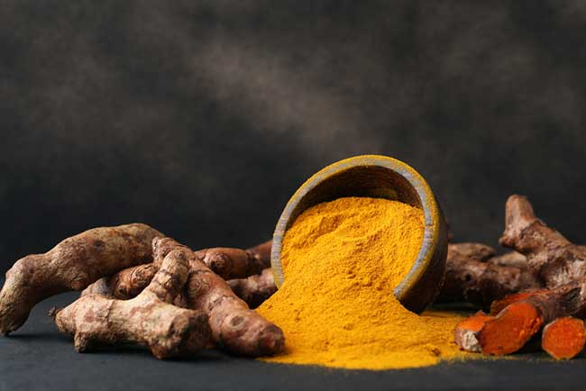 tumeric curcumin differences