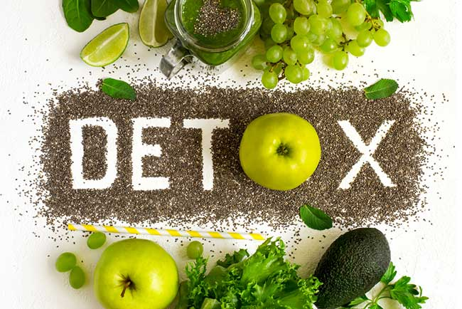 How to detox your body for weight loss