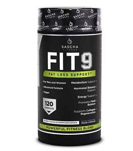 Fit 9 by Sascha Fitness