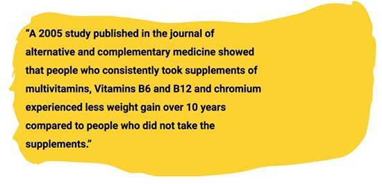 Vitamin B6 and B12