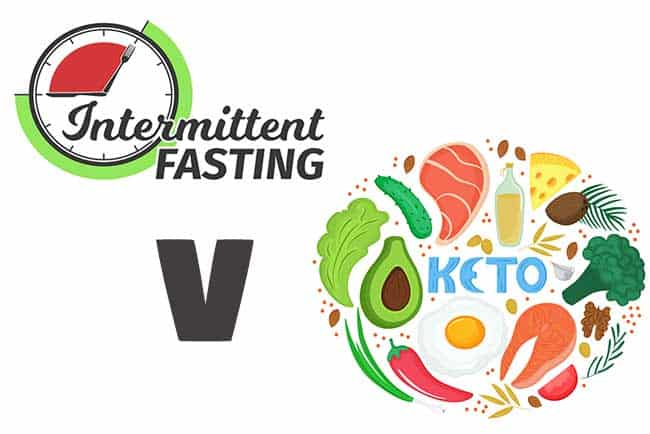 Is Intermittent Fasting better than Keto?