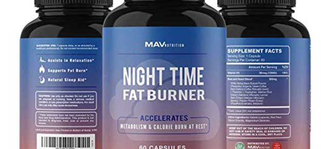 Mav Nutrition Night Time Fat Burner