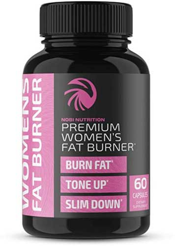 Nobi Nutrition Premium Women's Fat Burner