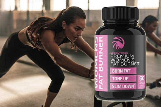 Nobi Nutrition womens fat burner