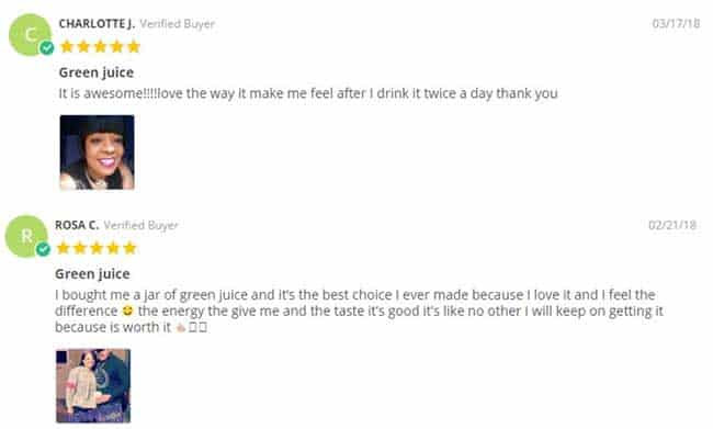 Organifi green juice good reviews