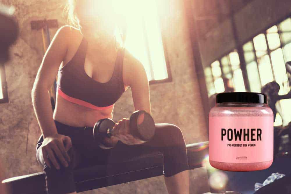 Powher Preworkout supplement