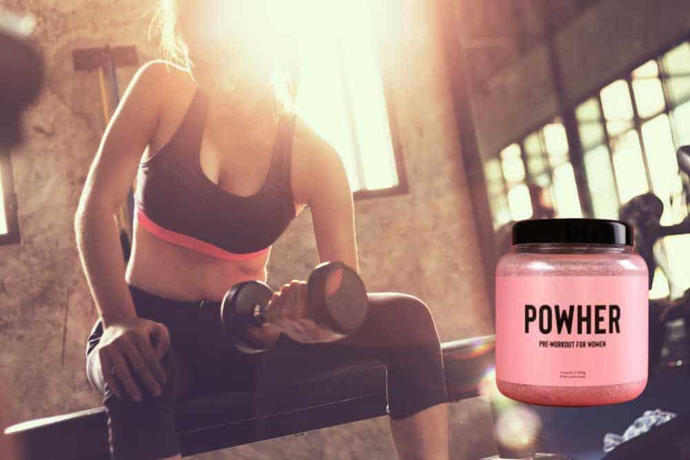 Powher Preworkout supplement