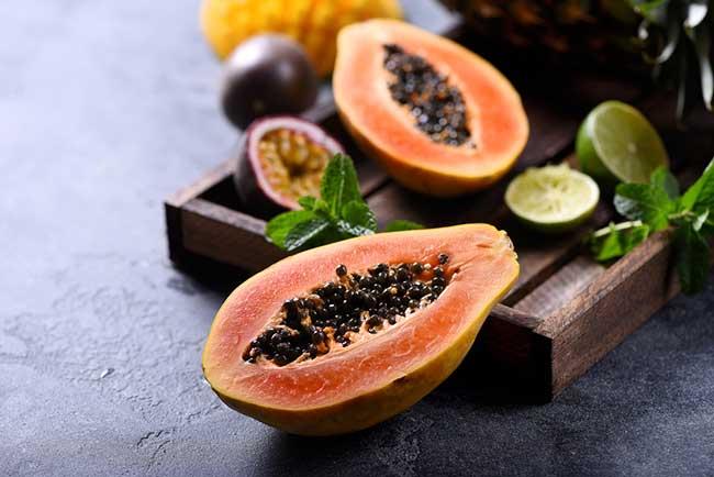 Papaya as a superfood