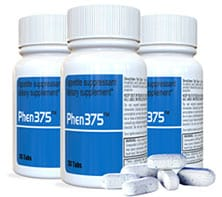 Phen375 pill for weight loss
