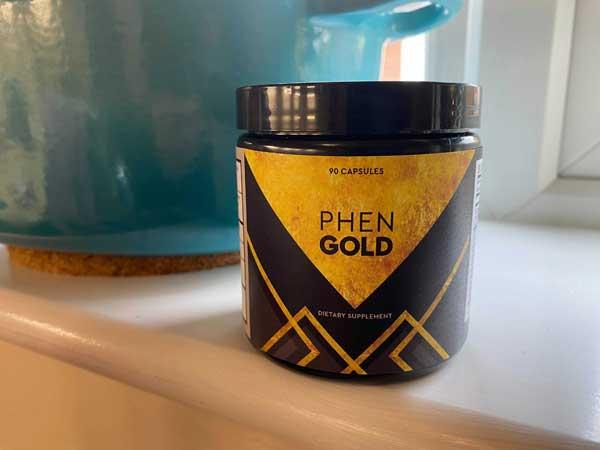 Phen Gold 90 capsules