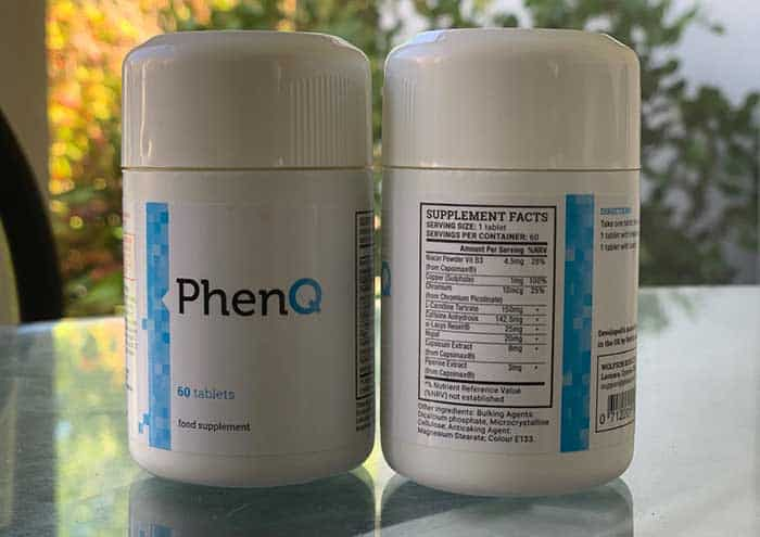 How does Phen Q compare to other fat burners such as Phen375