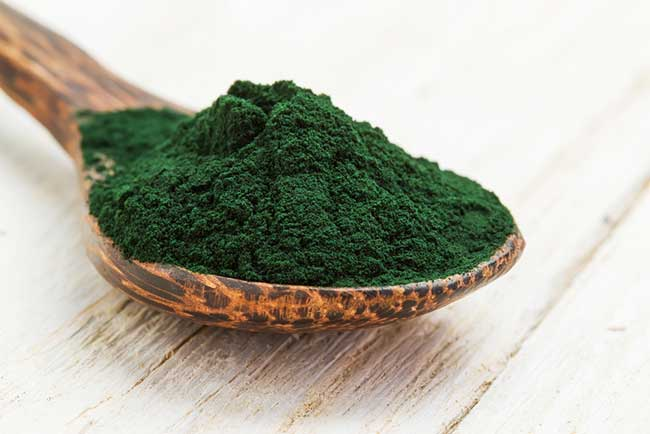 Spirulina is very healthy