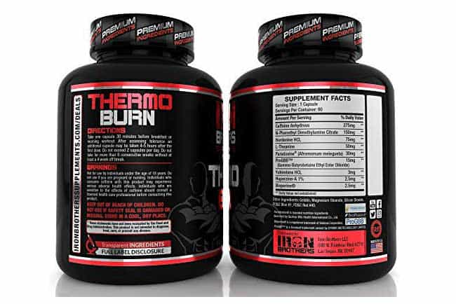 rhino fat burner thermo review