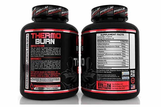 Iron Brother Thermo Burn
