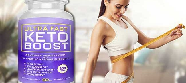 Ultra Fast Pure Keto Boost Review