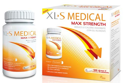 XLS Max Strength with Clavitanol