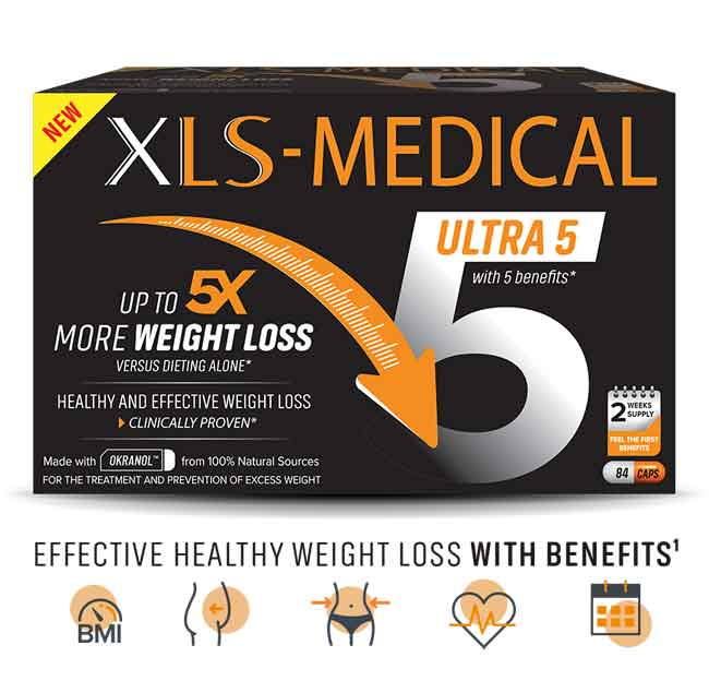XLS Medical Ultra 5 with Okranol