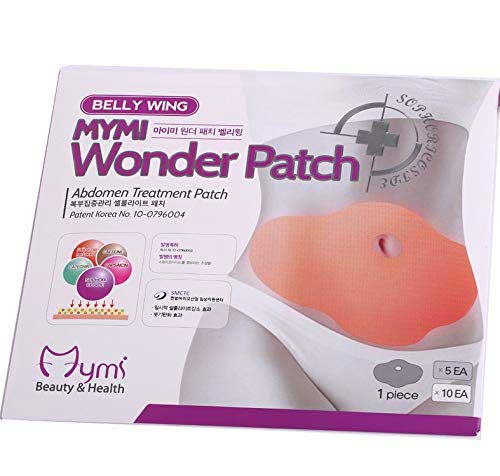 belly wing slimming patch from Korea