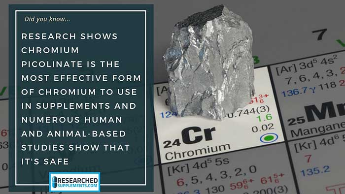 chromium picolinate weight loss benefits