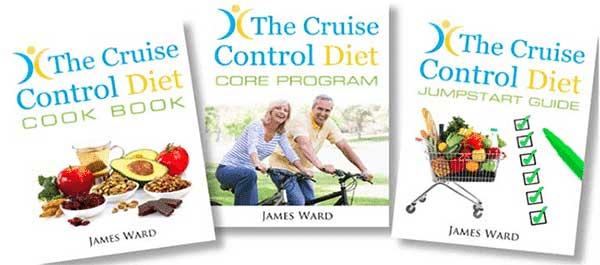 "Cruise Control Diet"", James Ward' Diet"