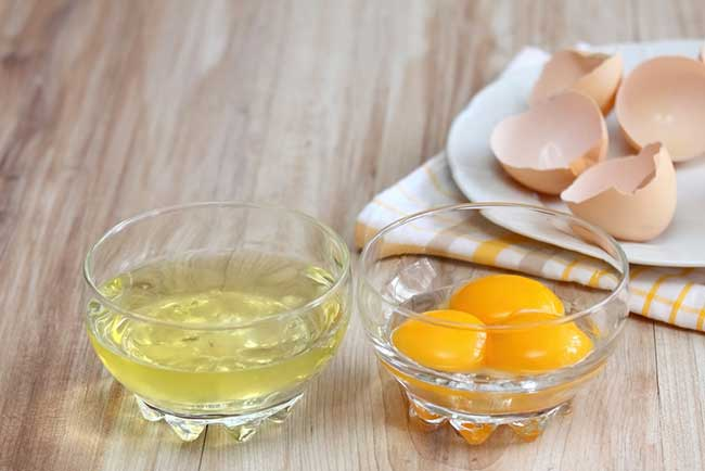 are egg whites really that bad for you