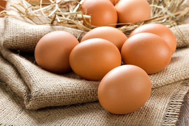Eggs are also a good source of Vitamin D while keto dieting