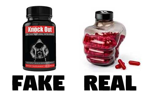fake Knockout fat burner