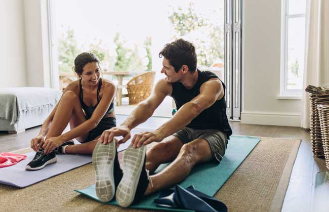 Weight loss and Fitness at Home