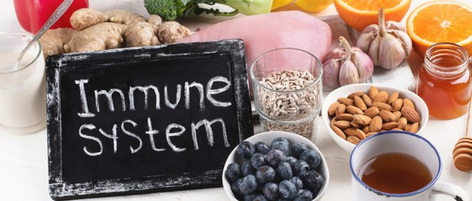 foods for boosting immune system