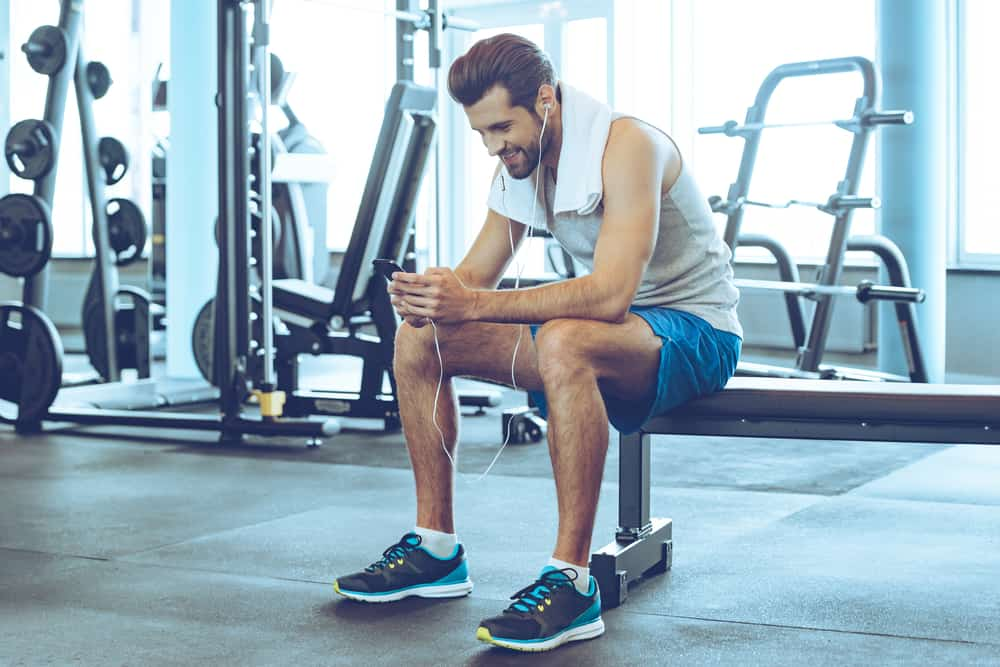 Change your gym workout once in a while