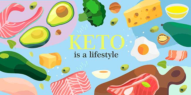 Keto is a way of life