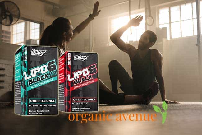lipo six black fat burner side effects