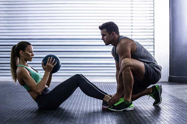 Muscle strength fitness