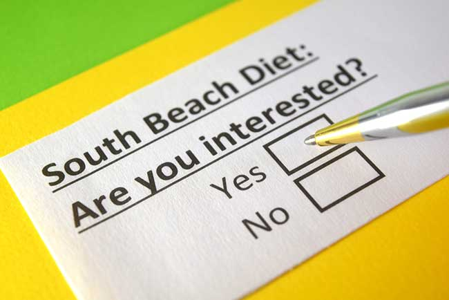 Review of the South Beach Diet