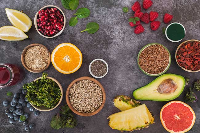 Superfoods and supergreens explained