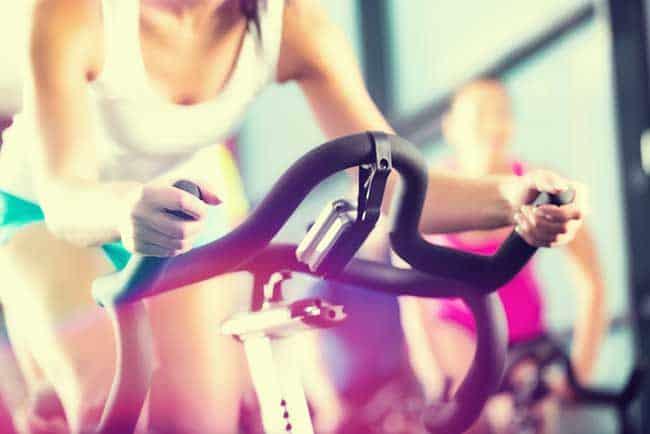 Bike and Cross Trainer