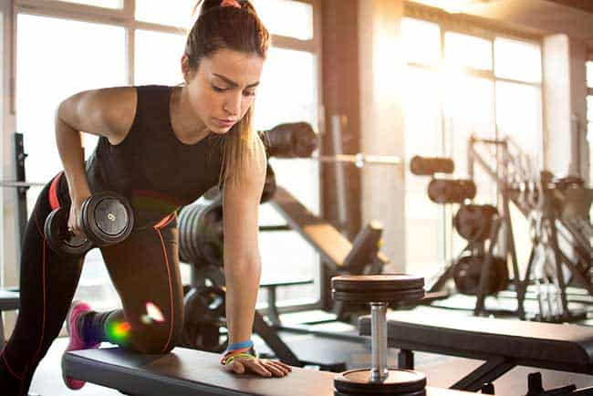 Women - You Can Build Muscle and Lose Weight