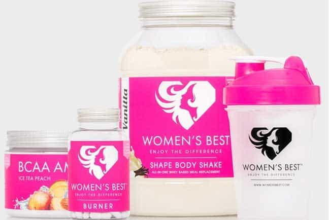 Women's Best Weight Loss Bundle
